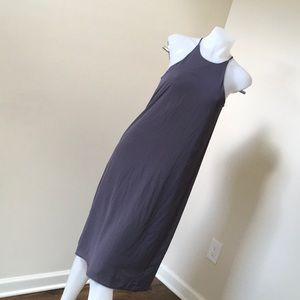 RVERLY DRESS GRAY